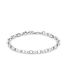 Simply Silver Mini Link Bracelet