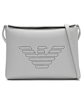 Emporio Armani Recycled Leather Shoulder