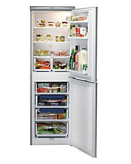 Hotpoint 50/50 Fridge Freezer Silver