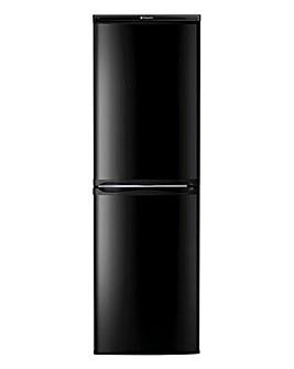 Hotpoint 50/50 Fridge Freezer Black