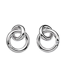 Hot Diamonds Eternal Earrings