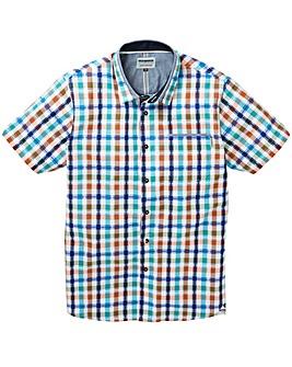 Mish Mash Oakham Check Shirt Long