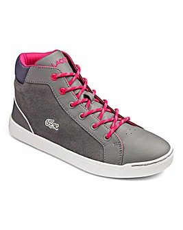 Lacoste Explorateur Mid Junior Trainers