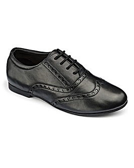 Amelia Lace Up Brogues G Wide Fit