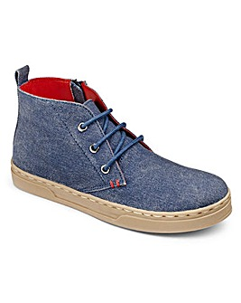 Harvey Boys Chukka Boots F Standard Fit