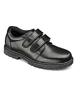 Logan Double T&C Strap Shoes F Fit