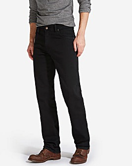 Wrangler Texas Stretch Straight Fit Jean 34In
