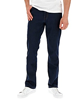 Wrangler Texas Straight Fit Jean 34in