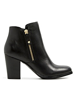 Aldo Wide Fit Naedia Side Zip Boots