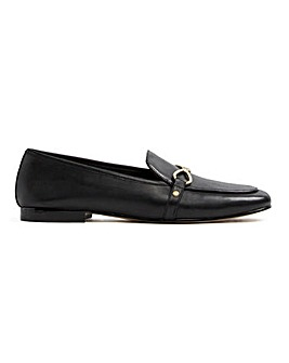 Aldo Afaucia Leather Loafer Standard Fit