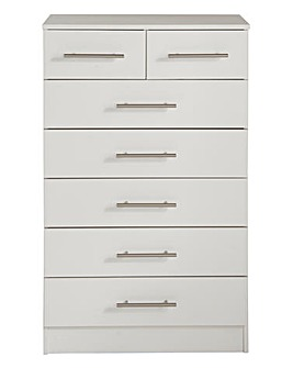 Helsinki Five plus Two Drawer Chest