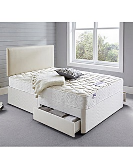 Silentnight 2-Drawer Ortho Divan Set
