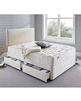 Silentnight 4-Drawer Ortho Divan Set