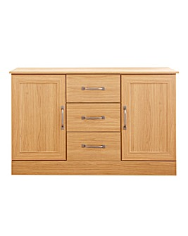 Stowe 2 Door 3 Drawer Sideboard