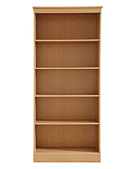 Stowe Ready Assembled Bookcase