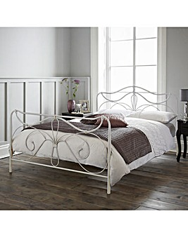 Lily Bed with Memory Mattress