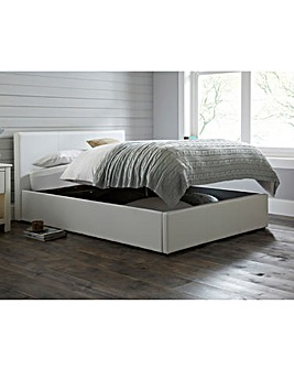 Seville Double Bed With Memory Mattress