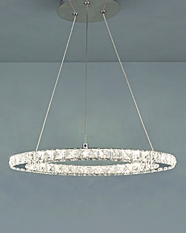 Halo LED Ceiling Light