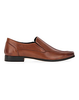 Osbourne Leather Formal Slip on Extra Wide Fit
