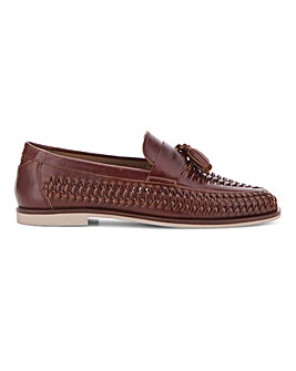 Interweave Tassel Loafer