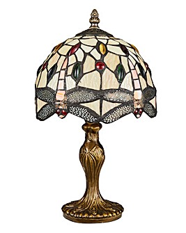 Salisbury Tiffany Bedside Table Lamp