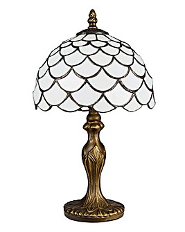 Lincoln Tiffany Bedside Table Lamp