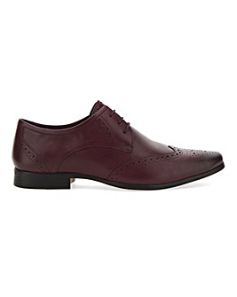 Parker Leather Formal Brogue EW Fit