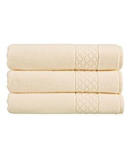 Christy Serenity Towel Range-Opal