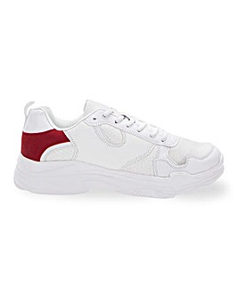 Mens Chunky Trainer