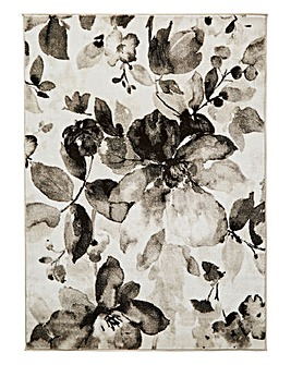 Whisperings Floral Rug Large