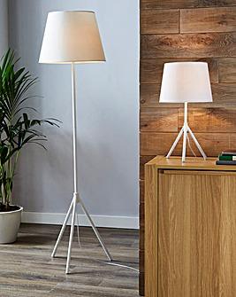 Libby Tripod Floor Lamp