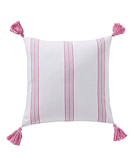 Jasmine Tassle Cushion