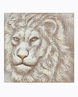 Arthouse 3D Lion Canvas