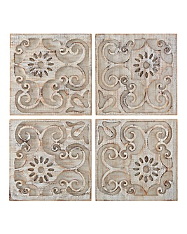 Graham & Brown Moroccan Wooden Tiles