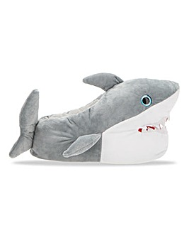 3D Shark Slippers