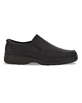 Cushion Walk Slip On Shoe Standard