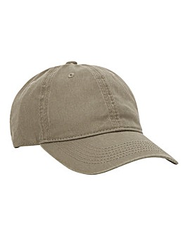 Washed Look Cap