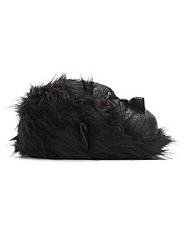 3D Gorilla Head Slipper