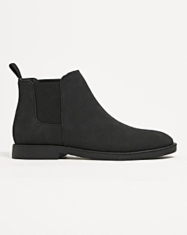 Jacamo Casual Chelsea Boot Wide