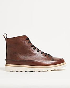 Dark Brown Premium Monkey Boot Standard Fit