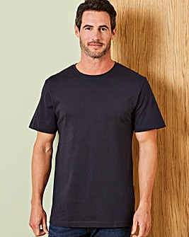 Navy Crew Neck T-shirt
