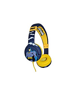 Batman Kids On-Ear Headphones