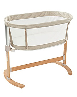 Purflo Purair Bedside Crib