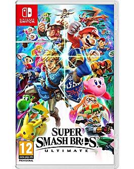 Super Smash Bros Ultimate NintendoSwitch