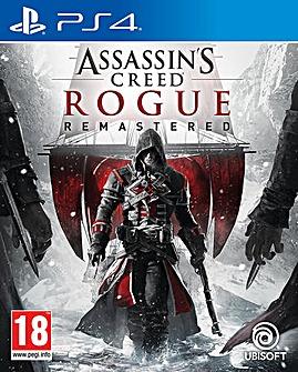 PS4 Assassins Creed Rogue HD