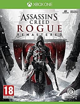 XB1 Assassins Creed Rogue HD