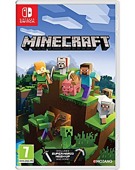 Nintendo Minecraft Bedrock Edition