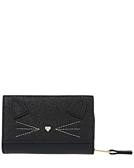 Accessorize Dolly The Cat Wallet