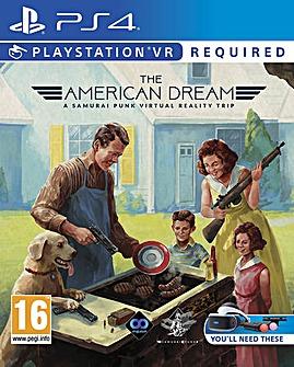 PS4 - The American Dream