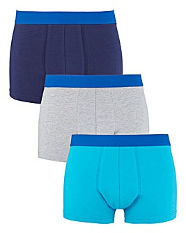 Southbay Pack of 3 Hipster Trunks